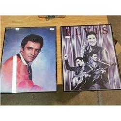 Elvis- 2 pictures