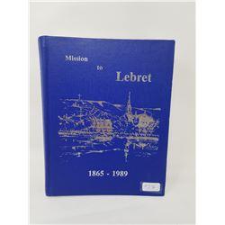 book- mission to leBrett history