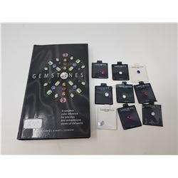 gemstones & book