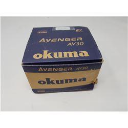 Avenger AV30 Okuma reel