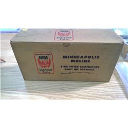 M. MOLINE FILTER & BOX