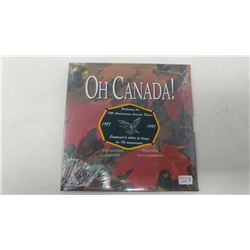 1997 10th Anniversary Oh Canada flying loon set.