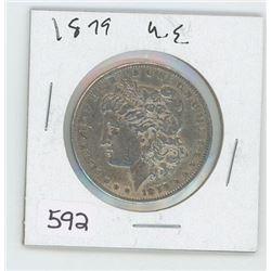 1879 USA DOLLAR