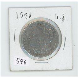 1898 USA DOLLAR