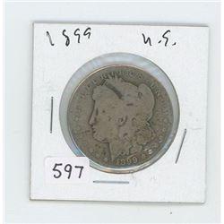 1899 USA DOLLAR