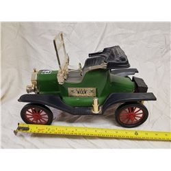 LARGE FORD MODEL T JAMES BEAM WHISKEY BOTTLE