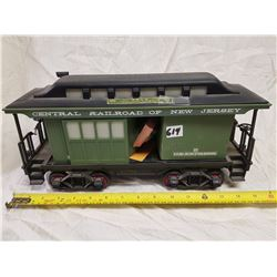 MAIL CAR JAMES BEAM WHISKEY BOTTLE