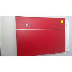 BIG RED BOOK OF STAMPS