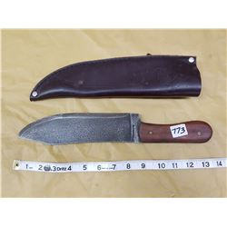 "HUDSON BAY KNIFE 8"""