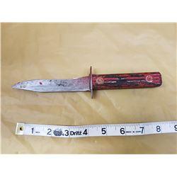 """WWI GERMAN PERSONAL KIT TRENDY KNIFE - BLADE IS 4.5"""""""