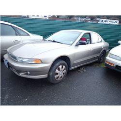 2001 Mitsubishi Galant