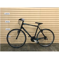 BLACK TREK FX2 ROAD BIKE