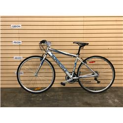 GREY SUPERCYCLE TEMPO ROAD BIKE