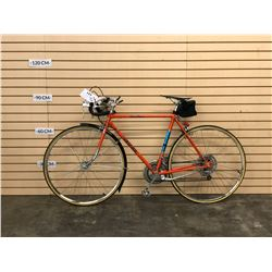ORANGE ORIONS SPORT RACER ROAD BIKE