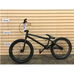 BLACK NO NAME BMX WITH