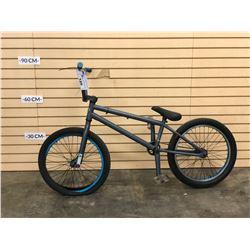 GREY NORCO BMX BIKE
