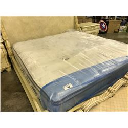 SIMMONS BEAUTYREST KING SIZE PILLOW TOP MATTRESS
