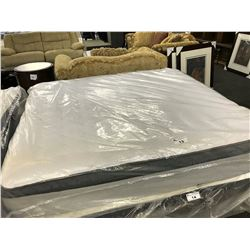 SEALY PILLOW TOP KING SIZE MATTRESS