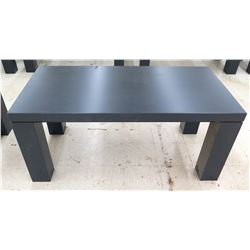 "Merchandise Display Table 59.5"" x 30"" x 26""H"