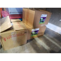 3 BOXES OF PLANT GROWTH FORMULA