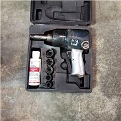 PNEUMATIC IMPACT GUN W/ SOCKETS