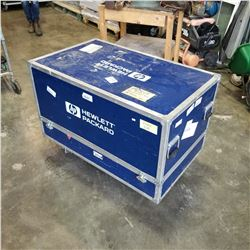 ROLLING SHIPPING CRATE
