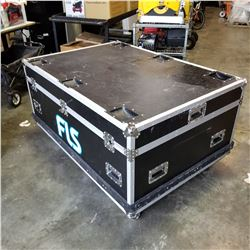LARGE FLS ROLLING STAGE GEAR CASE