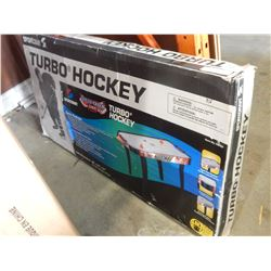 SPORT CRAFT TURBO HOCKEY AIR HOCKEY TABLE IN BOX