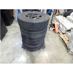 BF GOODRICH WINTER SLALOM 235/70 R16 TIRES