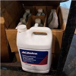 6 JUGS OF ANTIFREEZE COOLANT