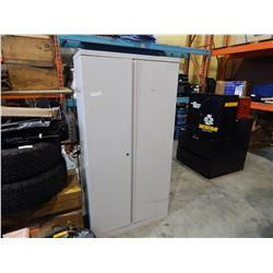 2 DOOR SHOP CABINET