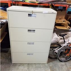 HON 4 DRAWER FILING CABINET
