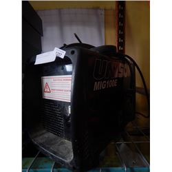 UNISON MIG-100 E WELDER