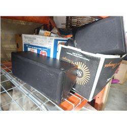 4 BOXES OF ELECTRONICS