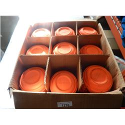 LOT OF CHAMPION NUMBER 4 SPORTING CLAYS SKEET AND TRAP SHOOTING TARGETS