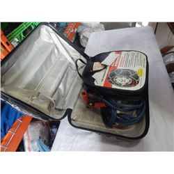 SUITCASE OF TIRE CHAINS