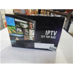 IPTV TV BOX