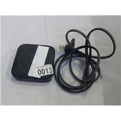 BLACK APPLE TV MODEL A1427, 3RD GENERATION