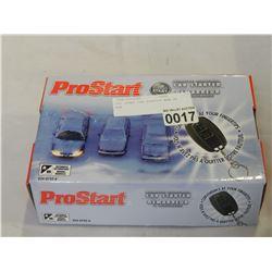 PRO START CAR STARTER NEW IN BOX