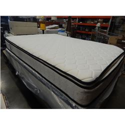 DELIGHT CLASSIC PILLOW TOP DOUBLE SIZE MATTRESS AND BOX SPRING
