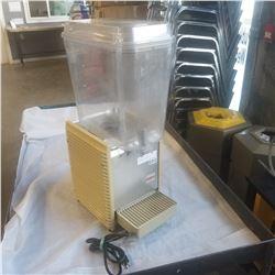 CRATHCO D-15 COMMERCIAL BEVERIDGE DISPENER