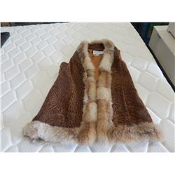 GL POP FUR VEST
