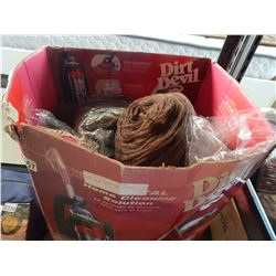 2 BOXES OF ROUND NEW ZEALAND WOOL YARN