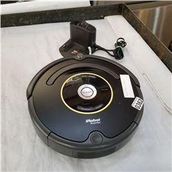 IROBOT ROOMBA 650 WITH CHARGER
