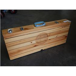 STANLEY PARK BREWING FOLD OUT TABLE