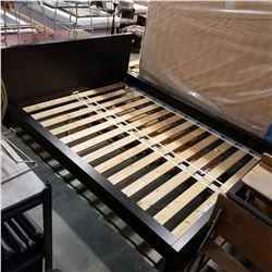 QUEEN SIZE ESPRESSO FINISH BED FRAME