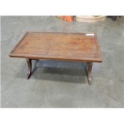 DUNCAN PHYFFE RECTANGULAR COFFEE TABLE