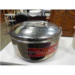 STAINLESS TETLEY HOT POT