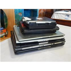 LOT OF UNTESTED LAPTOP