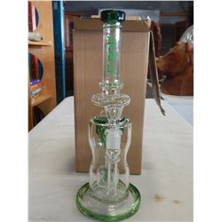 DOPE GLASS WATER PIPE